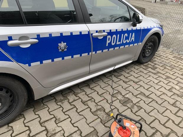 Sandomierz_radiowozy
