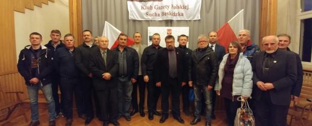 Sucha Beskidzka: Spotkanie
