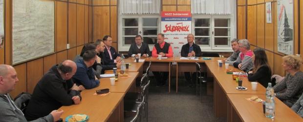 Toruń: Spotkanie z Panem Posłem Zbigniewem Girzyńskim