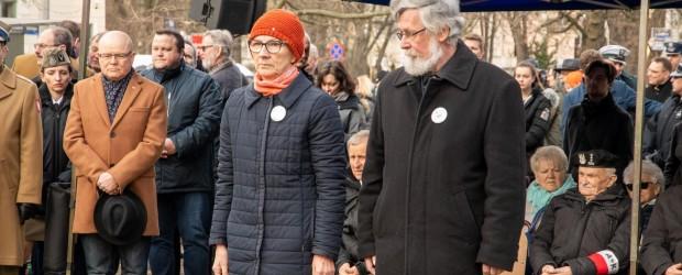 Poznań: Narodowy Dzień Pamięci Żołnierzy Wyklętych