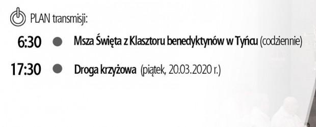 Transmisje online Mszy Świętych na portalu www.Niezalezna.pl 