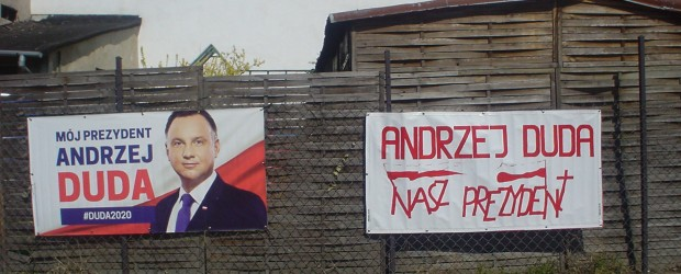 Łowicz: Andrzej Duda nasz Prezydent
