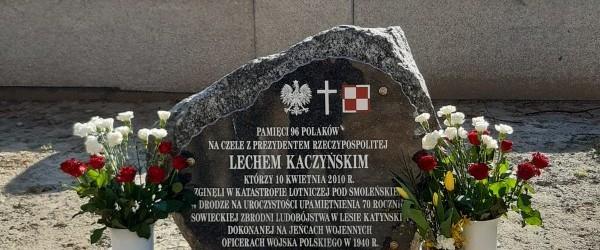 Tragedia Smoleńska: RACIBÓRZ
