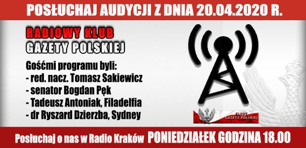 Radio 2020.04.20