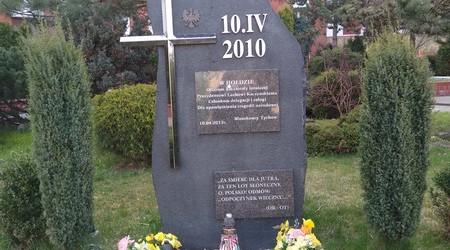 10 rocznica Tragedii Smoleńskiej: TYCHY