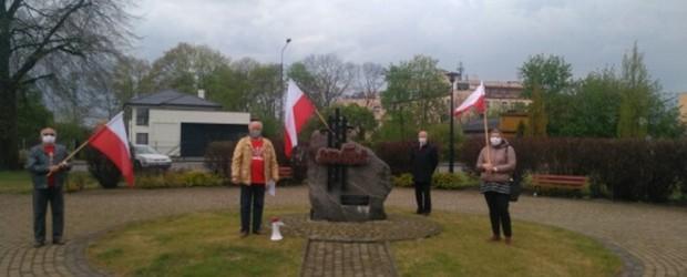 Łowicz   2 maja Dzień Flagi