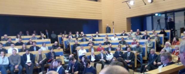 """Berlin – Brandenburg: w fundacji Konrada Adenauera w Berlinie odbył się panel dyskusyjny pt:"""" Hub Niemcy – Defender Europe 20""""."""