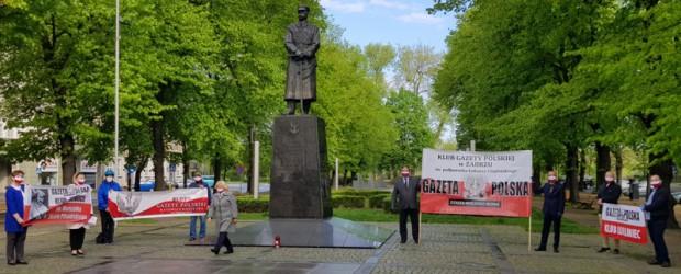 Gliwice: 3 maja 2020 roku