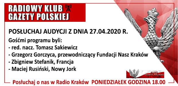 Radio 2020.04.27