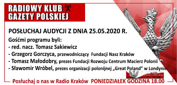 Radio 2020.05.25
