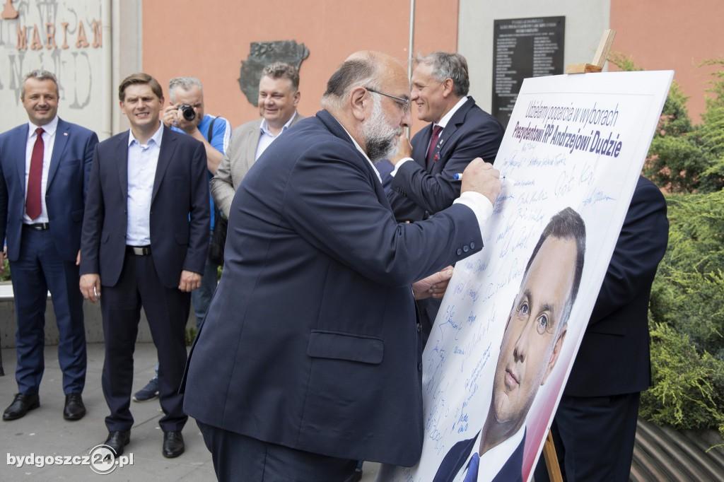 Bydgoszcz_ 2020 Duda