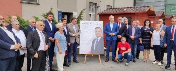 DUDA 2020|Komitet poparcia Prezydenta Andrzeja Dudy w Bydgoszczy