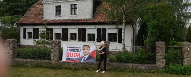 DUDA 2020 | Klub GP w Działdowie popiera Prezydenta Andrzeja Dudę