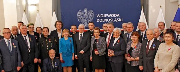 Odznaczenia Państwowe dla mieszkańców Dzierżoniowa