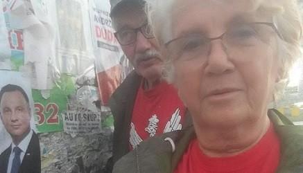 DUDA 2020 Kampania wyborcza Andrzeja Dudy w Gliwicach