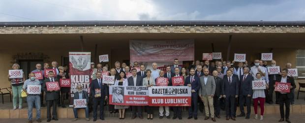 DUDA 2020|Wiec poparcia dla Andrzeja Dudy w Miasteczku Śląskim