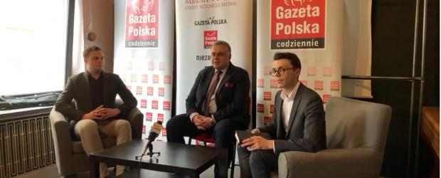 WIDEO| Spotkanie z red. Tomaszem Sakiewiczem w Warszawie