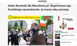 Niezalezna Manifestacja