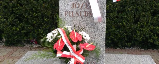 Rypin: Upamiętnienie 85 rocznicy śmierci marszałka Józefa Piłsudskiego
