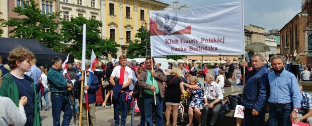 DUDA 2020 | Sucha Beskidzka wspiera Prezydenta Andrzeja Dudę