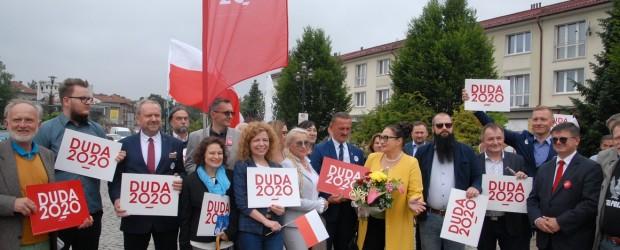 DUDA 2020 | Klub GP w Tychach popiera Prezydenta Andrzeja Dudę