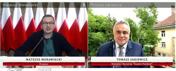 Zjazd-ONLINE Morawiecki opowiedział historię ze zjazdu sprzed roku. Informacja od klubowicza dotarła… do premiera Szwecji!