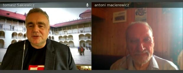Zjazd-ONLINE Marszałek Senior przedstawił dwie wizje Polski. Macierewicz o potrzebie kontynuowania przemian