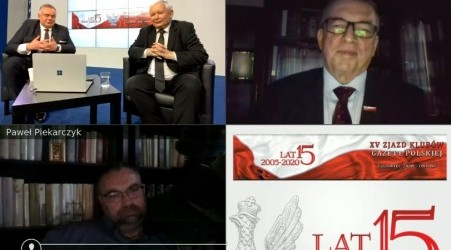 Zjazd-ONLINE Jarosław Kaczyński gościem zjazdu Klubów Gazety Polskiej. 10 najważniejszych cytatów