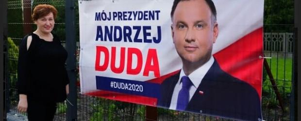 [DUDA 2020] Klub GP Błaszki popiera Prezydenta Andrzeja Dudę