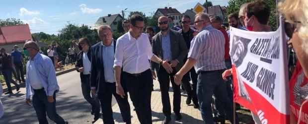 DUDA 2020|Premier we wsi Smolnica, pod Gliwicami