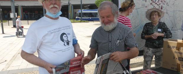 Kraków rozdaje dodatek Express Wieczorny