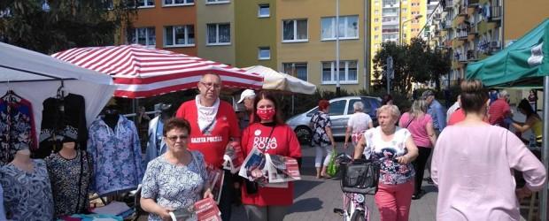 Pabianice: Rozdaje dodatek Gazety Polskiej Codziennie – Express Wieczorny