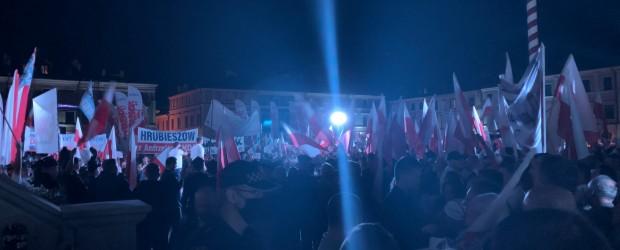 DUDA 2020|Zakończenie kampanii wyborczej w Zamościu
