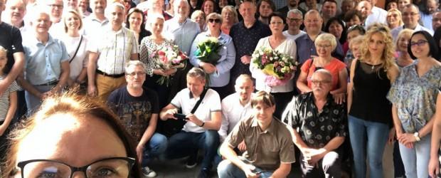Spotkanie powyborcze w Piotrkowie Trybunalskim