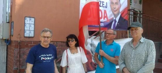 DUDA 2020 | Klub GP Rypin popiera Prezydenta Andrzeja Dudę