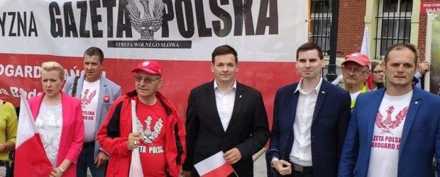 DUDA 2020 | Starogard Gd popiera Prezydenta Andrzeja Dudę