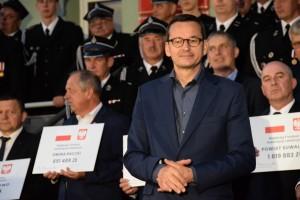 Suwałki: Spotkanie z premierem Mateuszem Morawieckim