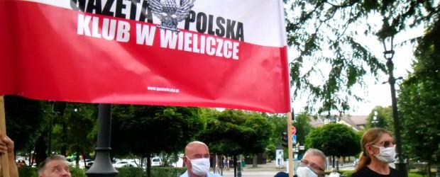 DUDA 2020 | Klub GP Wieliczka popiera Prezydenta Andrzeja Dudę