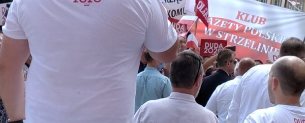 [DUDA 2020] Andrzej Duda we Wrocławiu