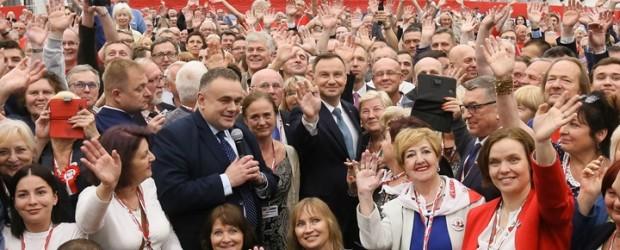 """Prezydent Duda dziękuje Klubom """"Gazety Polskiej"""": """"Na Was zawsze można liczyć"""""""