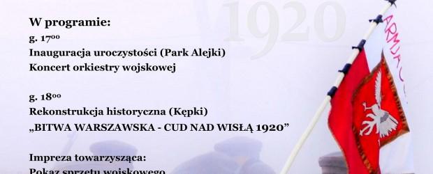 GARWOLIN – Obchody 100.rocznicy Bitwy Warszawskiej, 29 sierpnia