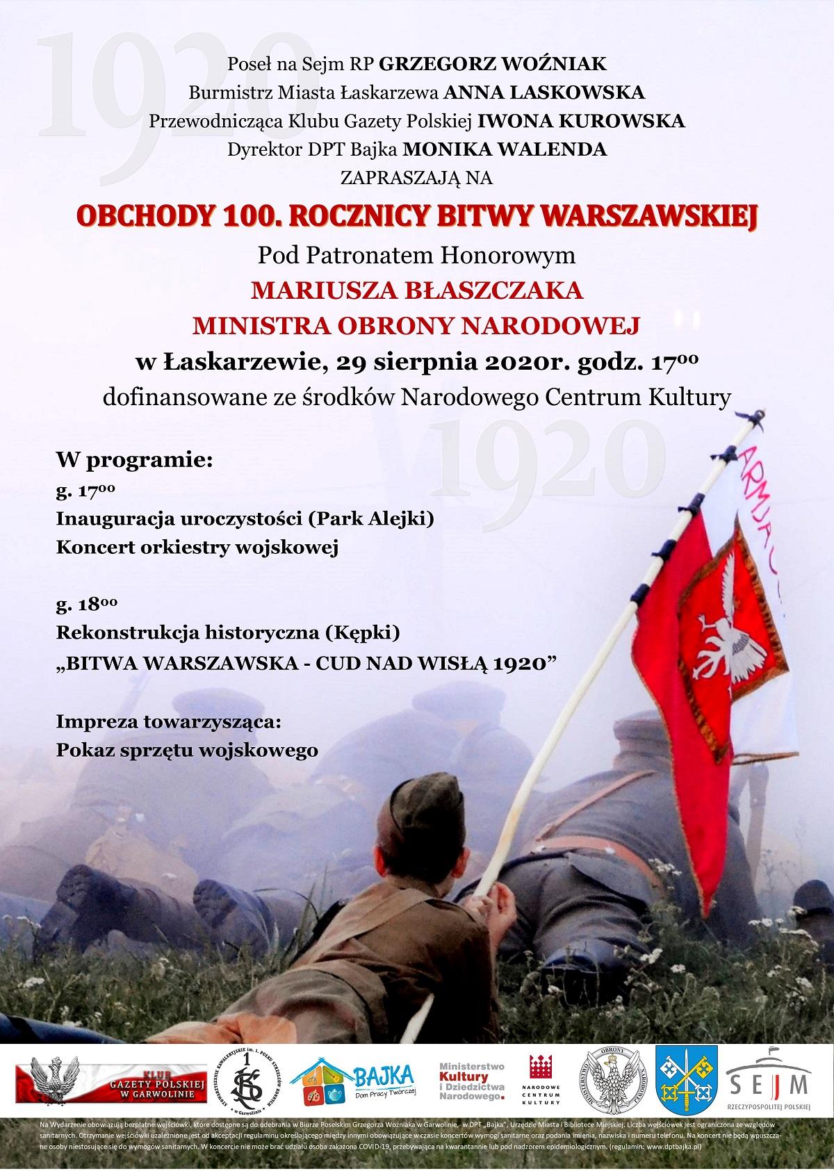 Garwolin - Bitwa Warszawska2020.