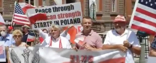 New Jersey: Poparcie Prezydenta Andrzeja Dudy