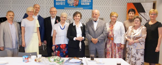 Nowy Sącz: Pożegnanie pani prof. Adrienne Körmendy,