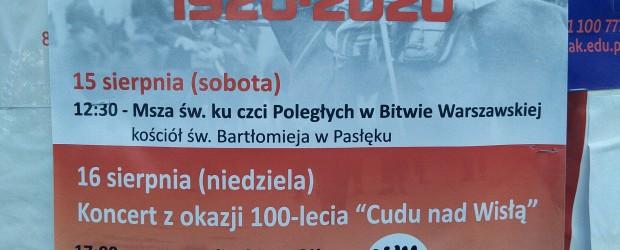 Pasłęk: Obchody stulecia 1920 r. w Pasłęku