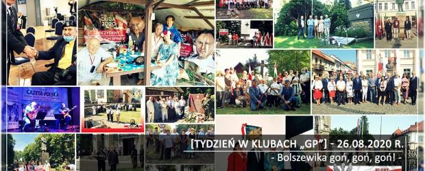 """[Tydzień w Klubach """"GP""""] Bolszewika goń, goń, goń!"""