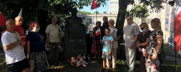 TYCHY | Uroczystości 76 rocznicy wybuchu Powstania Warszawskiego