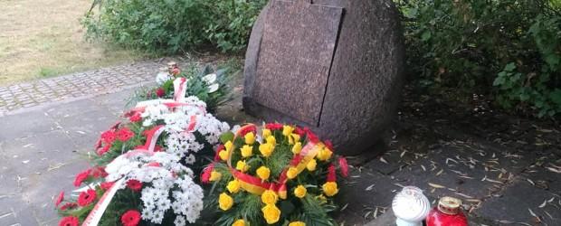 Warszawa Bielany-Żoliborz: Obchody 76 rocznicy ataku Powstańców na Dworzec Gdański