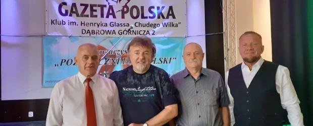Dąbrowa Górnicza II: Koncert Mariusza Kalagi