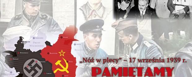 Dzierżoniów II: Zaproszenie – 81. rocznica agresji Rosji radzieckiej na Polskę. 17.09 godz. 11:00